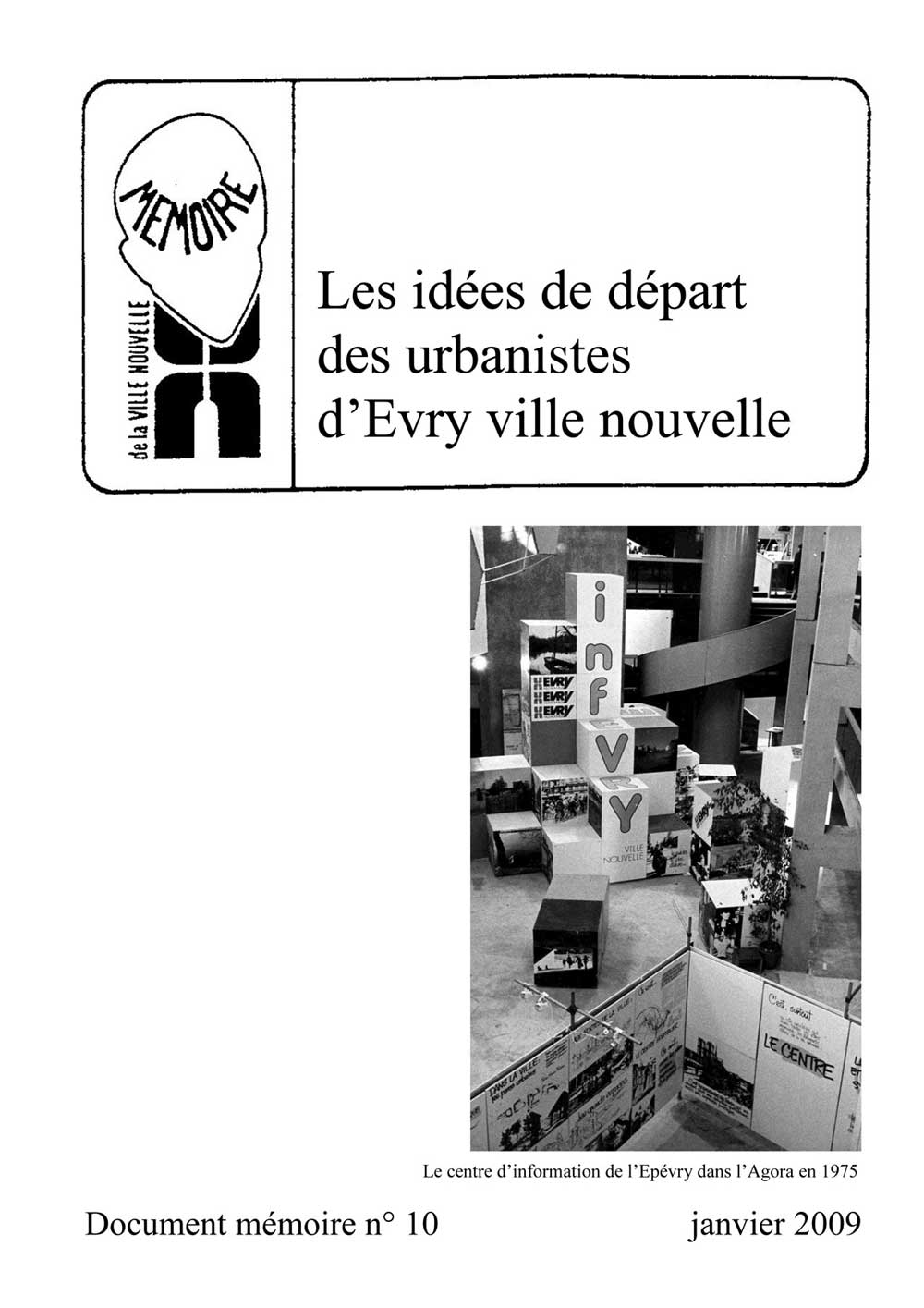 Document mémoire n°10 (2009)
