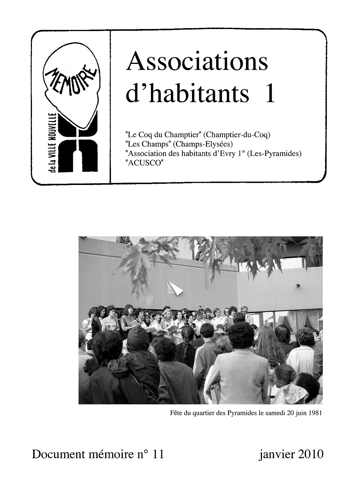 Document mémoire n°11 (2010)