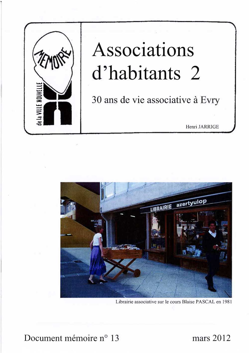 Document mémoire n°13 (2012)