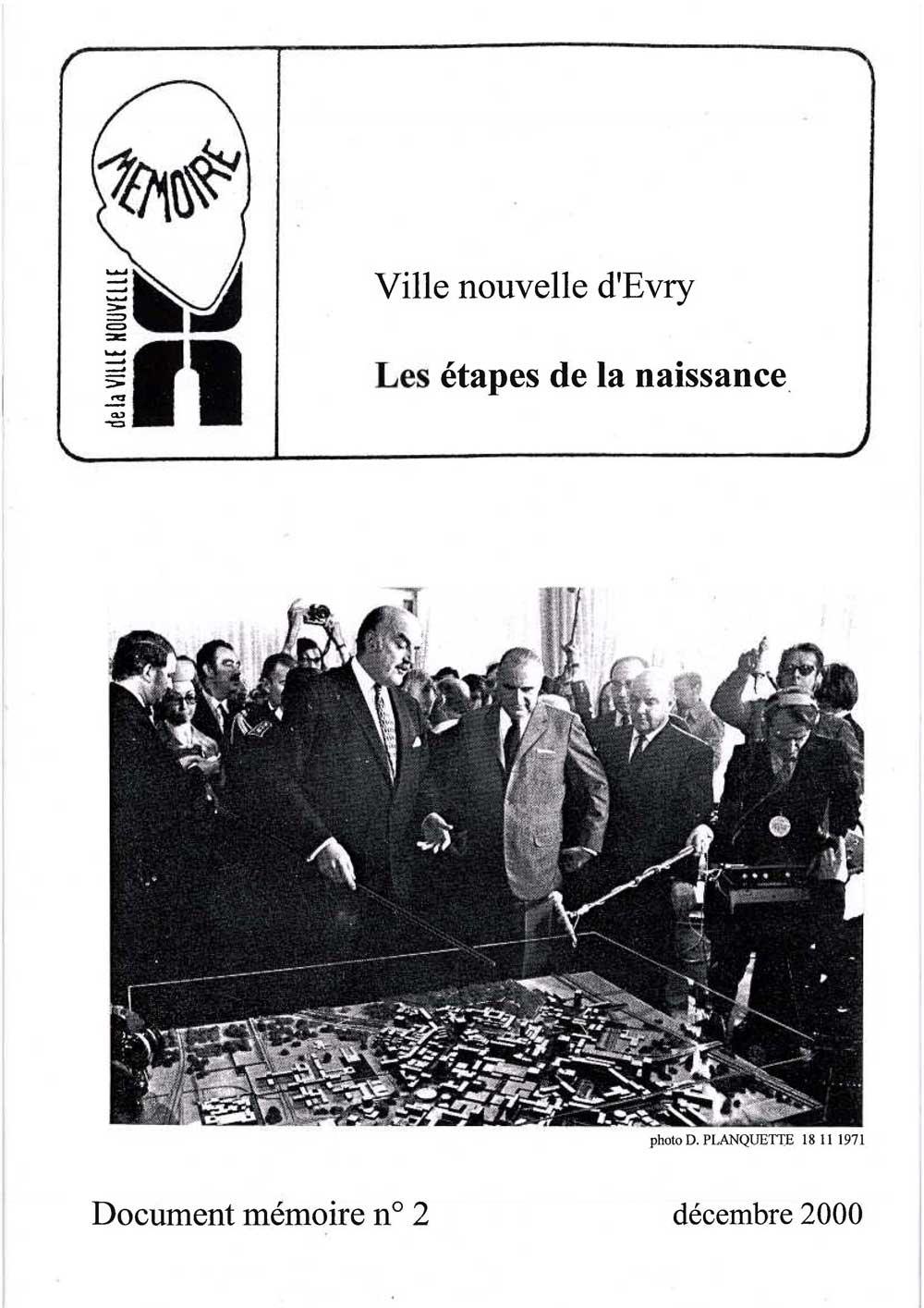 Document mémoire n°2 (2000)