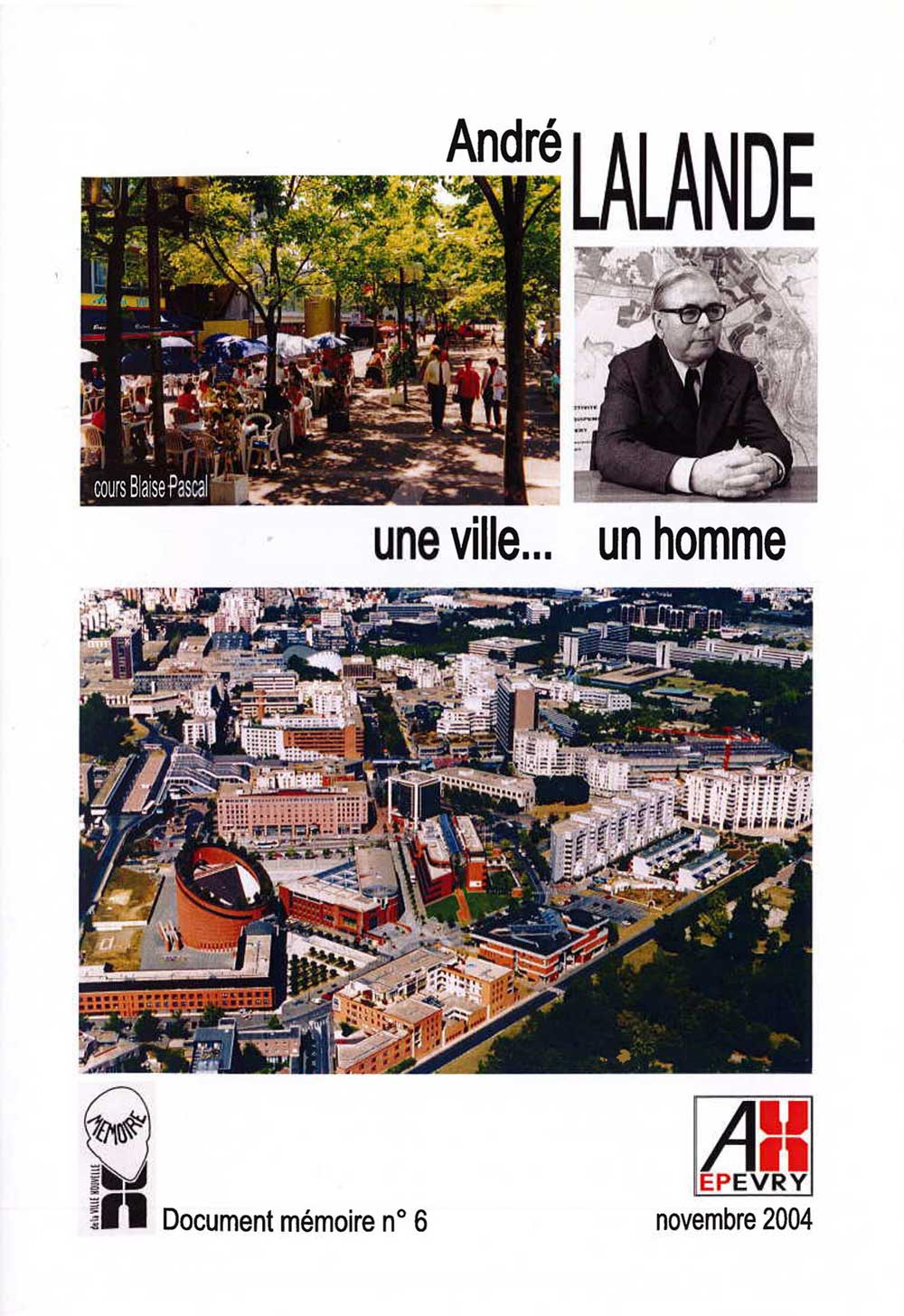 Document mémoire n°6 (2004)