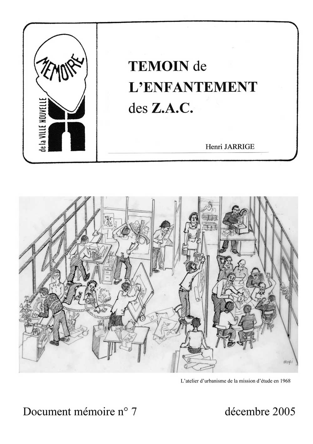 Document mémoire n°7 (2005)