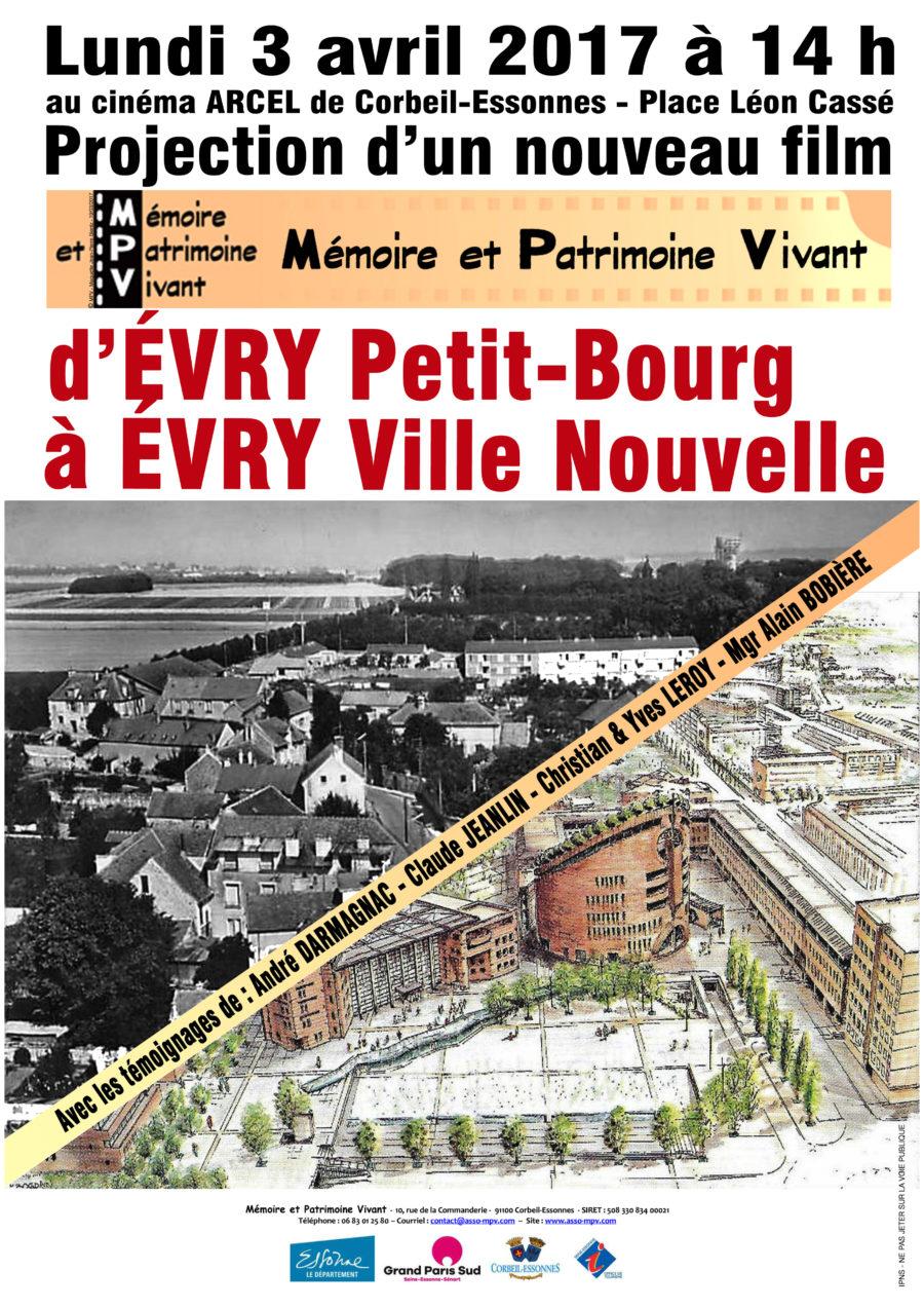 d'Evry Petit-Bourg à Evry Ville Nouvelle